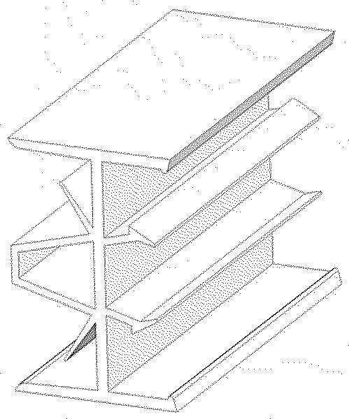 СТ100, штульп (6,5м)