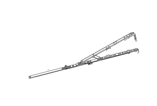 МК 0   Ножницы Т0 р-р 340 - 410 мм (10 шт)